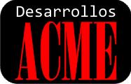 Desarrollos ACME Logo